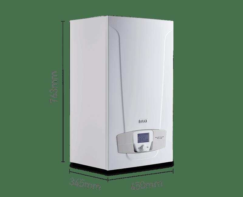 Calderas Murales BAXI - Platinum Combi Plus