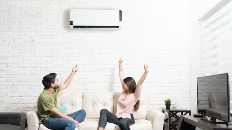 mejor lugar para instalar un aire acondicionado