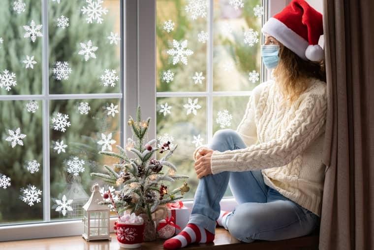 consejos para celebrar una navidad segura y evitar el contagio de covid19