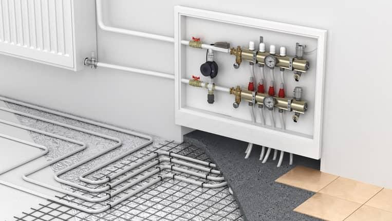 Cómo programar calefacción por suelo radiante