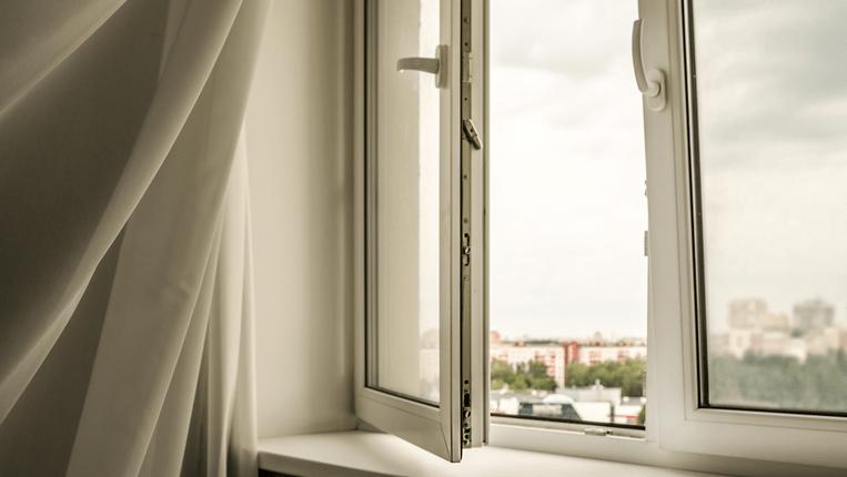 Ventilación del hogar