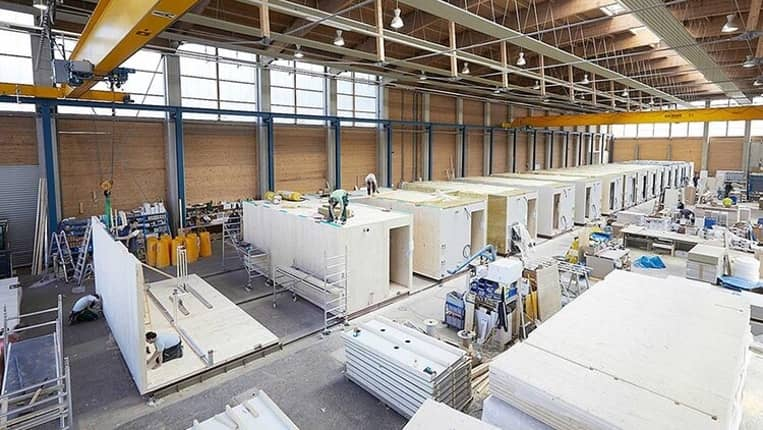 vivienda industrializada construccion eficiente