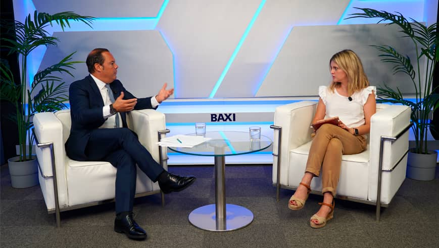 BAXI - HITECSA - Rueda de prensa