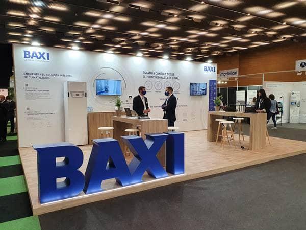 stand baxi rebuild 2020
