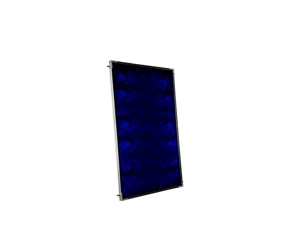 Paneles solares planos MEDITERRANEO-SLIM