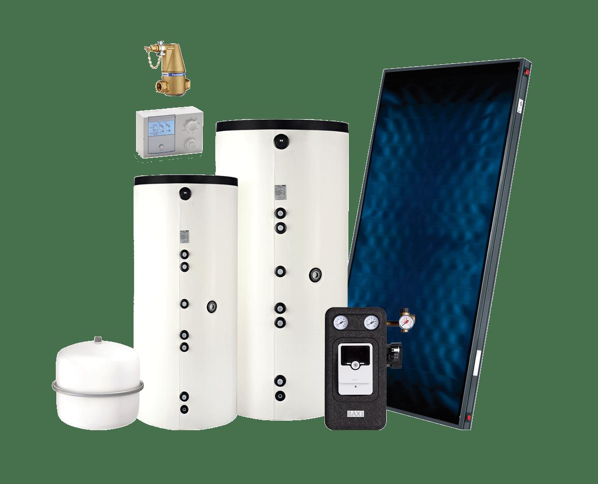 Solar Easy ACS, Calefacción y Piscina