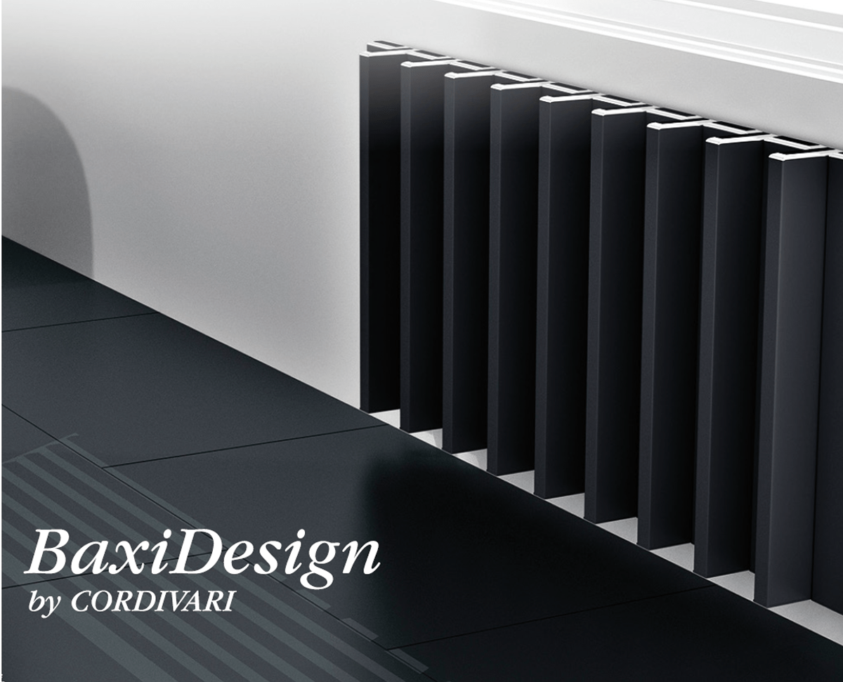 BAXI design by Cordivari