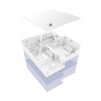Sistema Integral con fancoils con 1 zona